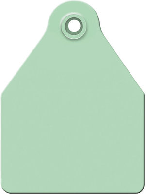 AgriTags Blank Ear Tags (Large), 25 count