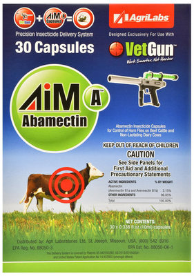 AiM-A Insecticide Gel Cap, 30 count