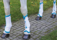 Shires Airflow Fly Boots, Set of 4