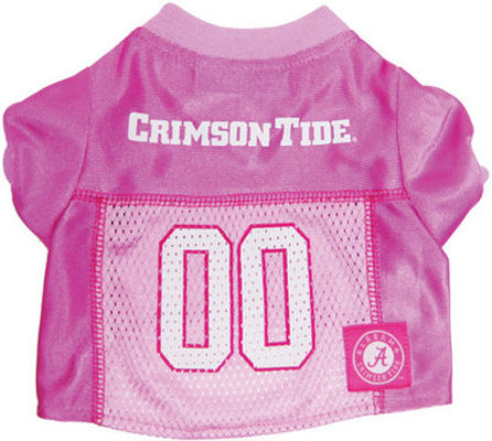 University of Alabama Pet Mesh Collegiate Jersey