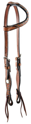 Alamo Elite Buckstitch One Ear Headstall