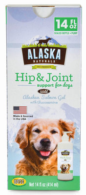 Alaska Naturals Hip & Joint Wild Alaskan Salmon Oil