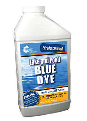 All-Natural Liquid Pond Dye