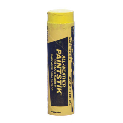 All-Weather Paintstik Marking Crayons - Fluorescent