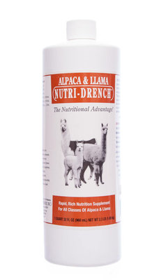 Quart Alpaca and Llama Nutri-Drench