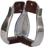 Jeffers® Aluminum Stirrups, pair