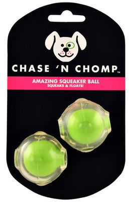 Amazing Squeaker Ball