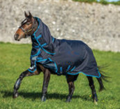Amigo Bravo 12 Plus 1200D Horse Blanket Bundle