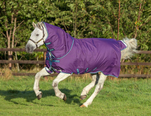 Amigo Bravo 12 Plus 1200D Turnout Blanket, 250g