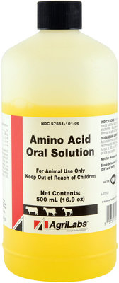 Amino Acid Oral Solution, 500 mL