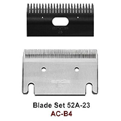 Andis 52A-23 Replacement Blade Set (Vet blade)