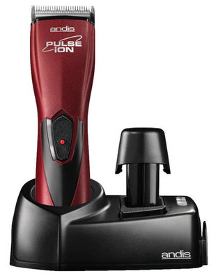 68310 Andis Pulse Ion Adjustable Blade Clipper for Horses
