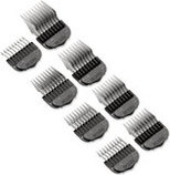Andis 8-piece Adjustable Steel Comb Set