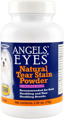 Angels' Eyes Natural Tear Stain Powder