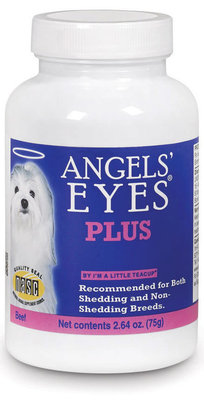 Angels' Eyes Plus Natural Formula, 75 gram