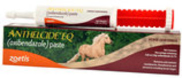 Anthelcide EQ Horse Dewormer Paste, 1-dose