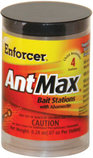 Enforcer AntMax Bait Stations, 4 pack
