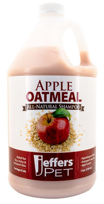 Apple Deluxe Oatmeal Shampoo, gallon