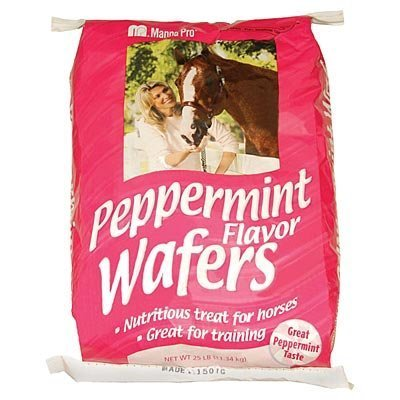 Apple Wafers & Peppermint Wafers Horse Treats