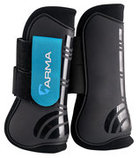 Arma Open Front Tendon Boots, Full
