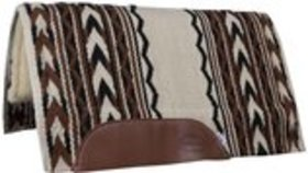 "Arrowhead Fleece Bottom Saddle Pad, 36"" x 34"""