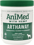 Arthaway with Hemp Complete Joint Support for Dogs, 16 oz