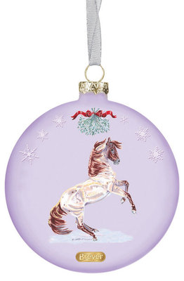 Breyer 2015 Artist Signature Ornament, Mustangs