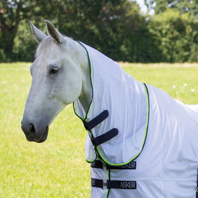 Shires Asker Fly Sheet Neck Cover