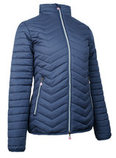 Aubrion Hanwell Ladies Insulated Navy Jacket