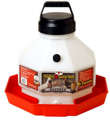 Little Giant Automatic Poultry Waterer (& Replacement Parts)