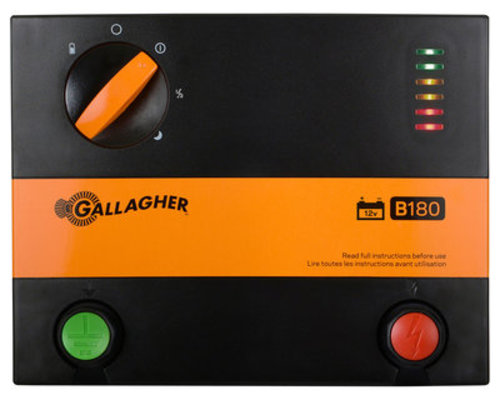 B180 Battery Fence Charger