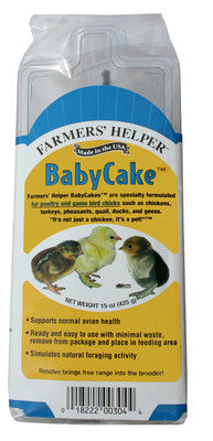 BabyCake™ Chick Supplement