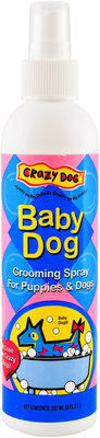 Crazy Dog Baby Dog Grooming Spray
