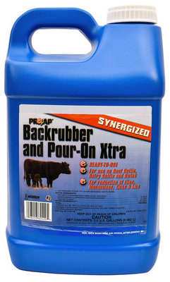 ProZap Backrubber & Pour-On Xtra