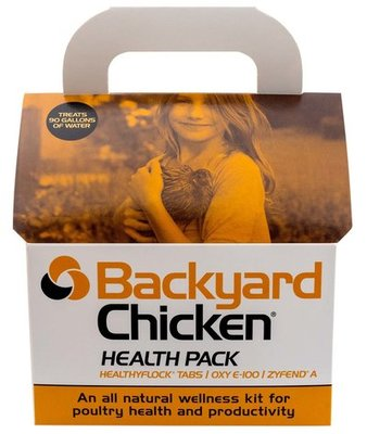 Backyard Chicken™ Health Pack, 3 pack