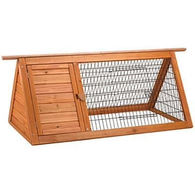 "Backyard Hutch, 56""W x 24.5""D x 20.75""H"
