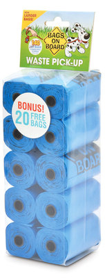 Classic Blue Refill Bags, 140 ct