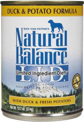 Duck Canned Dog Food