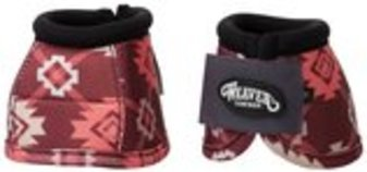 Weaver Ballistic No-Turn Bell Boots, Large