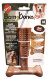 Bam-Bones Plus T-Bone, Beef Flavor Chew Toy