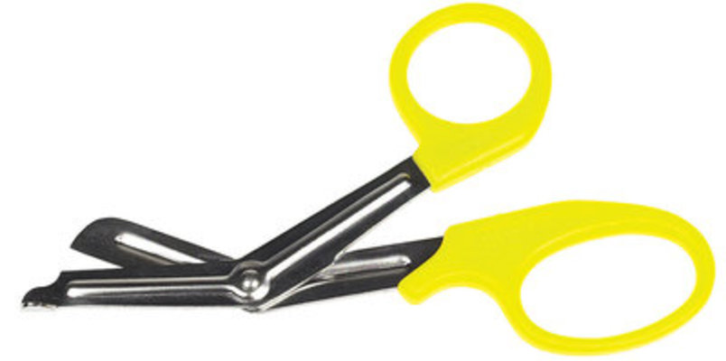 "Bandage Scissors, approx. 7"" L"