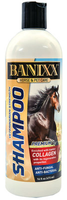 Banixx Veterinary Strength Shampoo, 16 oz