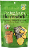 Dog Ate My Homework Treats, 2 oz