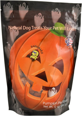 Bark Bars Halloween Pack, Pumpkin Pie Flavor, 12 oz