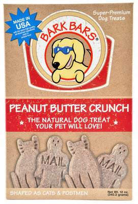 Bark Bars-Peanut Butter Crunch