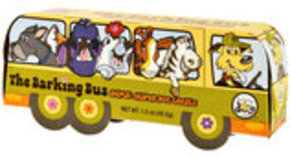 Barking Bus Animal Cookies, 1.5 oz