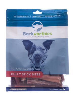 Barkworthies Bully Stick Bites