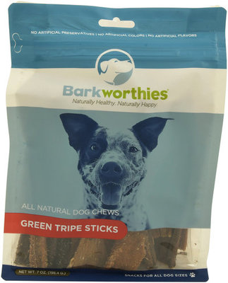 Green Tripe Sticks, 7 oz