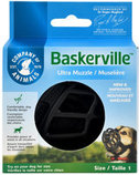 Baskerville Ultra Dog Muzzle, Black