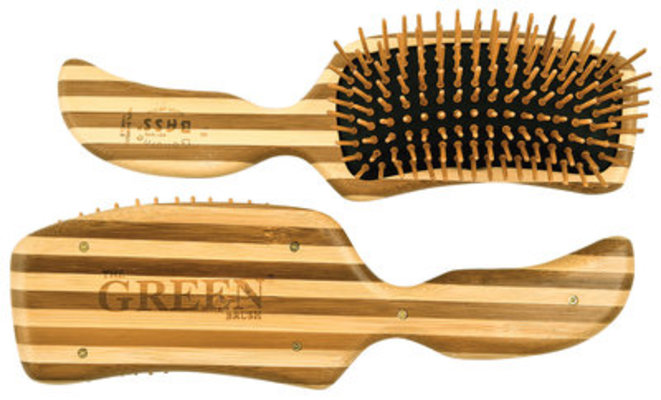 Bass Bamboo Mane & Tail Brush